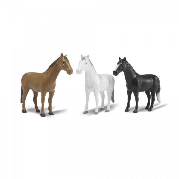 Bruder Hest, forskellige farver