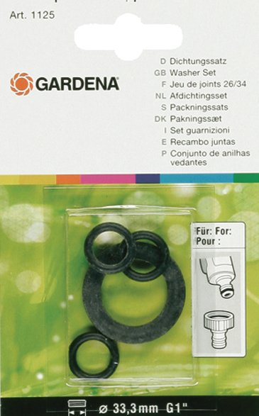 Gardena 1125-20 Dichtungssatz