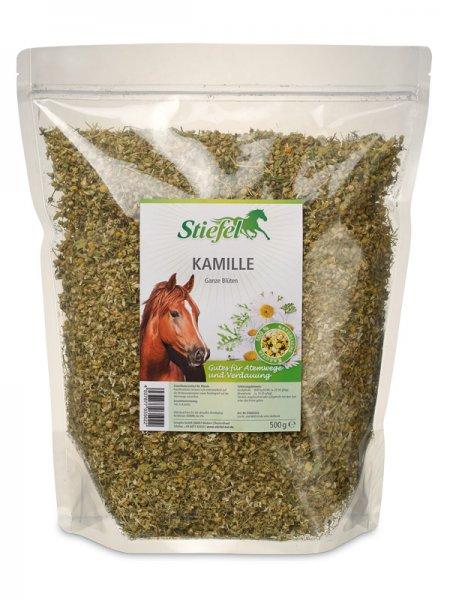Stiefel Kamille til heste, 500 g
