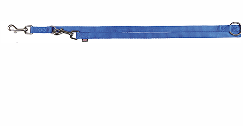 Trixie Premium V-snor, str. X-S: 2,00 m/10 mm, blå