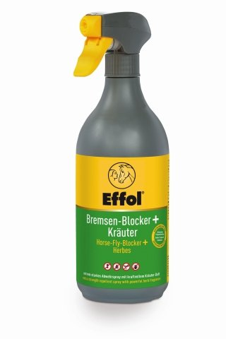 Effol Bremse-Blocker med Urter, 750 ml