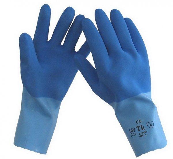 "GUT ""BlauRauh"" Industri Handske"