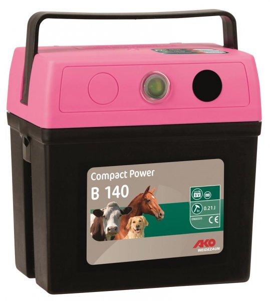 Ako Compact Power B 140,9 V, pink