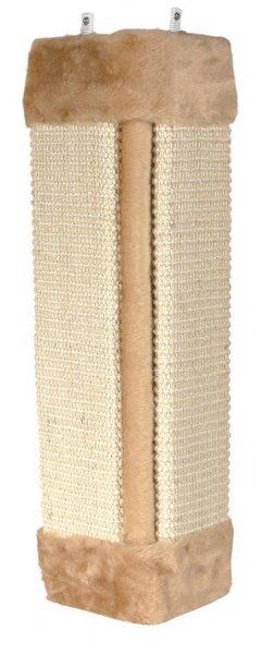 Trixie Kradsebræt for værelseshjørner, 23×49 cm, beige