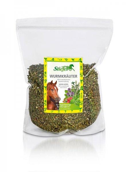 Stiefel Orm urter til heste, 1 kg
