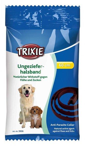 Trixie Naturligt skadedyrsbånd, hund, 73 cm, grøn