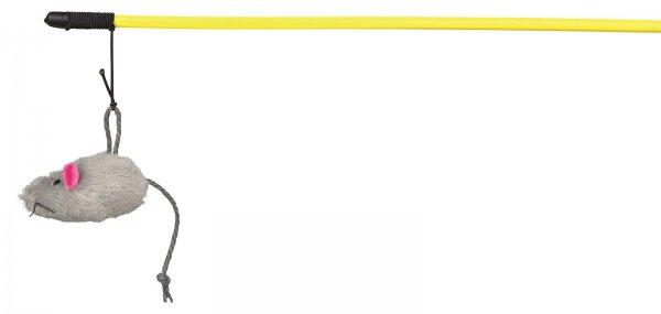 Trixie Legestang med fløjlsmus, 50 cm