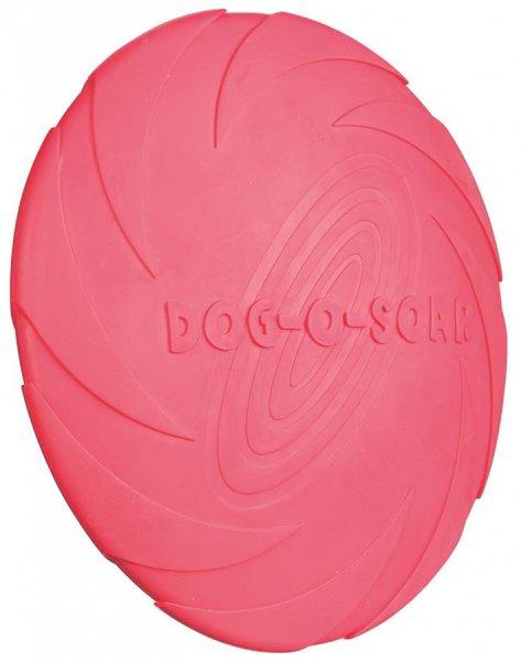 Trixie Dog Disc, naturgummi, ø 22 cm