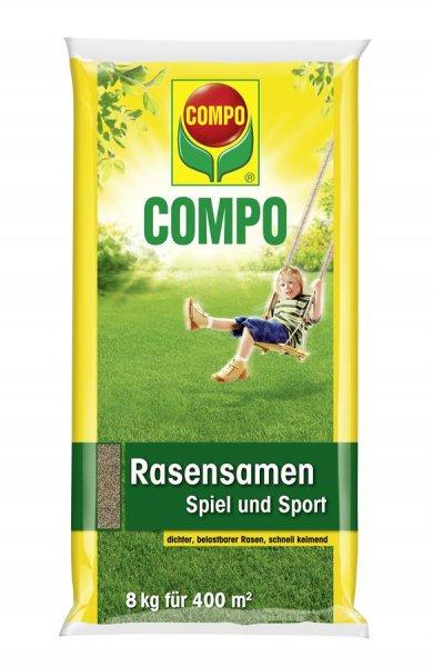 Compo plænefrø Sport og Spil, 8 kg