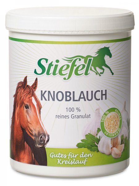 Stiefel hvidløg til heste, 1 kg