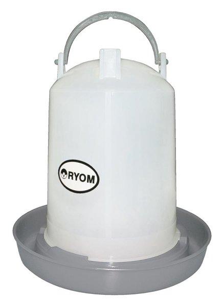 Ryom Fjerkrævander cylinder, 3 ltr.