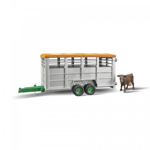 Bruder Dyretransporter med ko