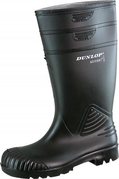 Dunlop Acifort S5, sort