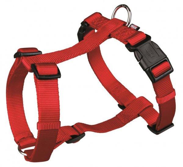 Trixie Premium H-seletøj, str. L-XL: 75-100 cm/25 mm, rød