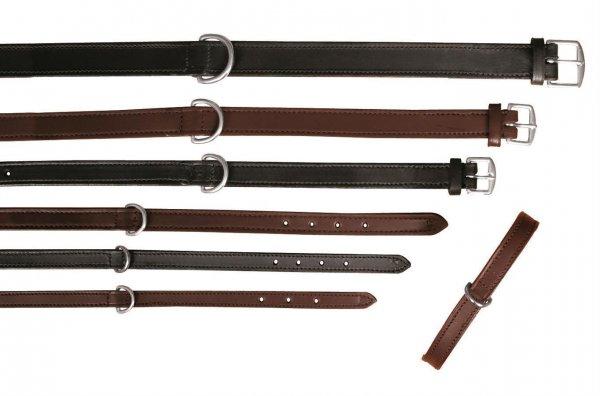 Trixie Active halsbånd, str. L-XL: 52-63 cm/30 mm, cognac