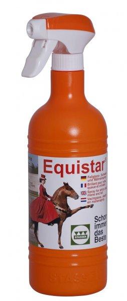 Stassek Equistar® pelsglans-, hale- og mane-spray til heste