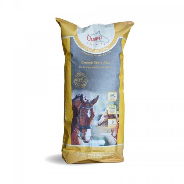 Champ Sport Müsli-Mix til heste, 20 kg