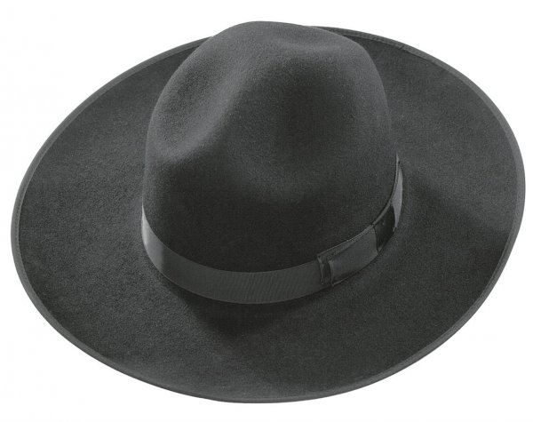 FHB Tømrer s-Hat Joachim, sort