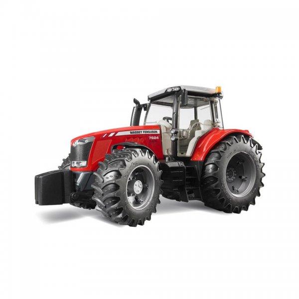 Bruder Massey Ferguson Traktor 7624