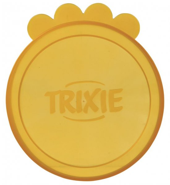 Trixie Dåselåg, ø 10,6 cm, 2 stk., sorte forsk. farver