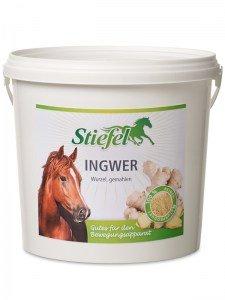 Stiefel Ingefær til heste, 1 kg