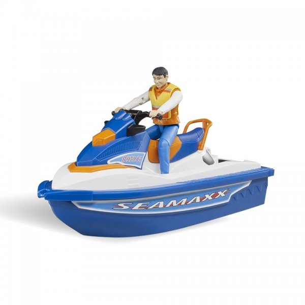 Bruder Personal Water Craft mied chauffør