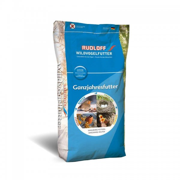 Rudloff Mejsefoder til vildfugle, 10 kg