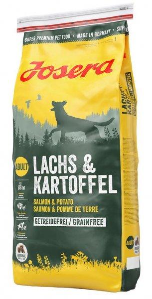Josera Laks & Kartoffel, 15 kg