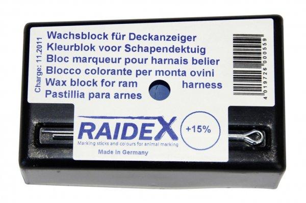 Kerbl Kridt blå, original Raidex