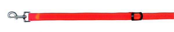 Trixie Flash V-snor, str. S-XL: 0,85-1,60 m/25 mm, signal orange
