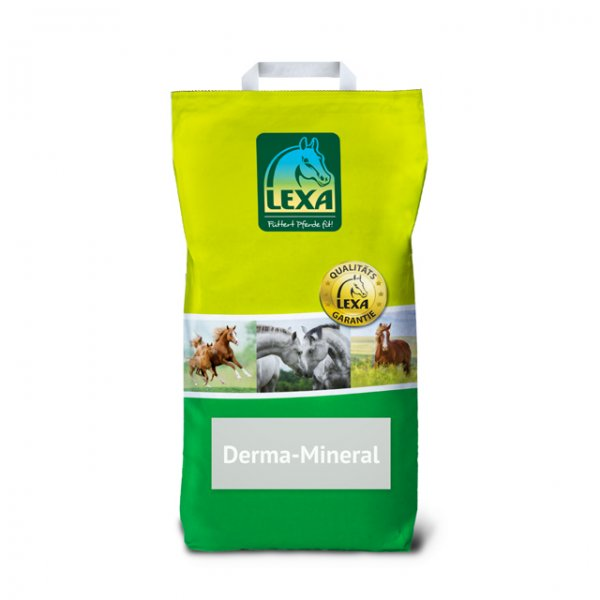 Lexa Derma-Mineral, 9 kg