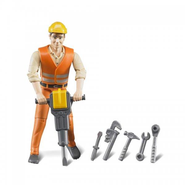 Bruder Bygningsarbejder med tilbehør