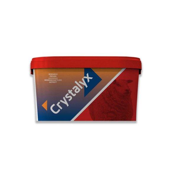 Crystalyx® Extra Energi sliksten til får, gede & vildt, rød, 22,5 kg