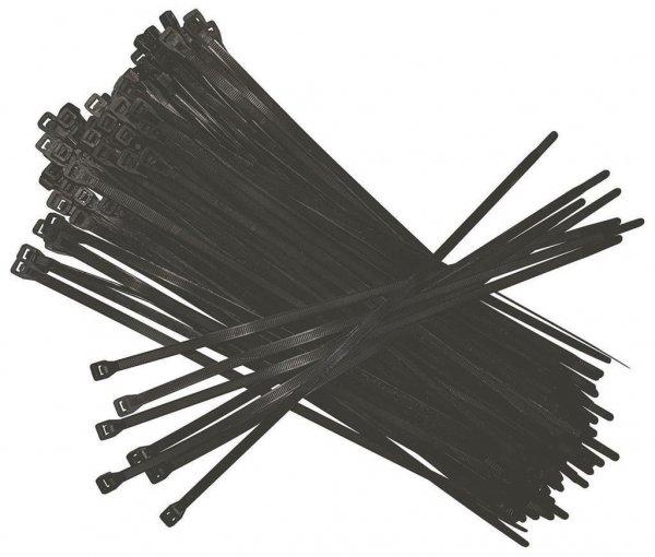 Ryom Kabelbinder 7,5 mm, sort