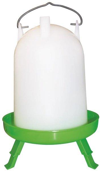 Ryom Cylinder vander grøn med ben, 4 ltr.
