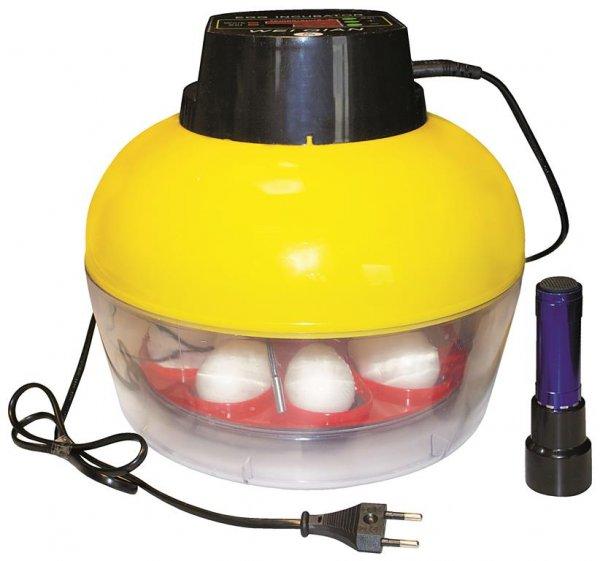 Ryom Rugemaskine med auto-vending til 8 æg