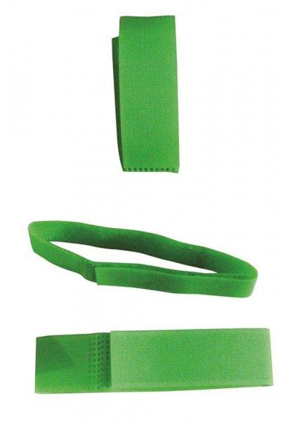 Ryom Ankelbånd med velcro grøn, 10 stk.