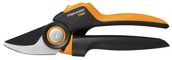 Fiskars PowerGear™ X Beskæresaks PX92 m/rullegreb og sideskær, medium
