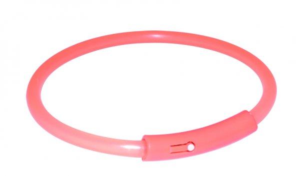 Trixie Light bånd, str. S: 32 cm, orange