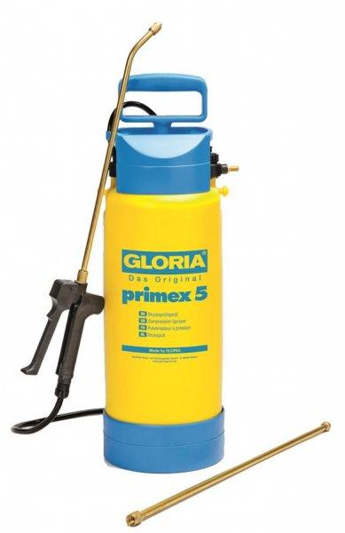 Gloria Tryksprøjte Primex 5, 5 liter