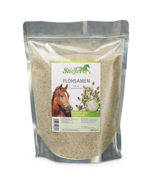 Stiefel Loppefrøskaller til heste, 1 kg