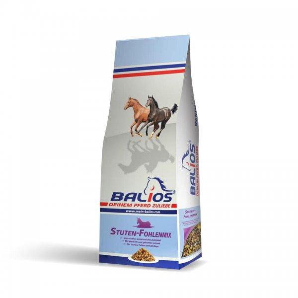 Balios Stuten- und Fohlenmix til heste, 20 kg
