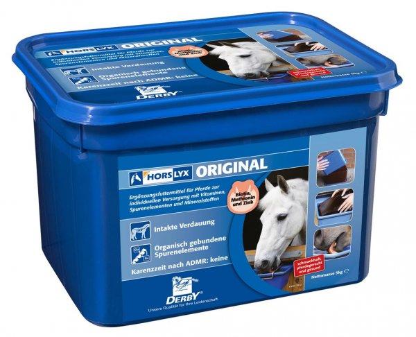 Derby® Horslyx sliksten til heste, Original, 5 kg