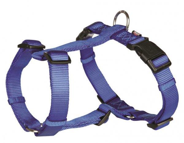 Trixie Premium H-seletøj, str. s-M: 40-65 cm/15 mm, blå