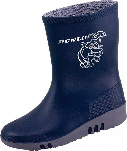 Dunlop Mini blå Børne fritids- og udendørsstøvle