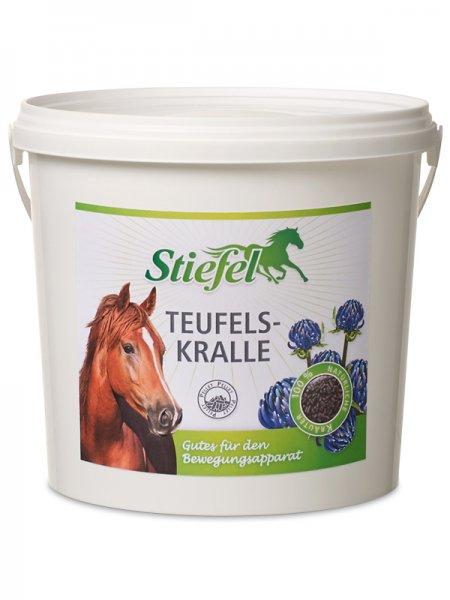 Stiefel Djævleklo Pellet til heste, 1 kg