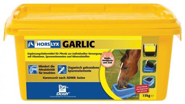 Derby® Horslyx sliksten til heste, Hvidløg, 5 kg