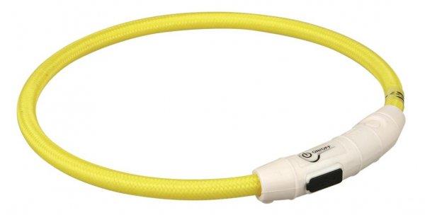 Trixie USB Flash Lyshålsband, M-L, 45 cm
