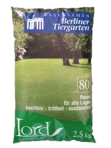 Lord Berliner Dyrhave plænegræsfrø, 2,5 kg