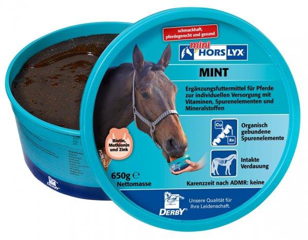 Derby® Horslyx sliksten til heste, Mint, 650 g